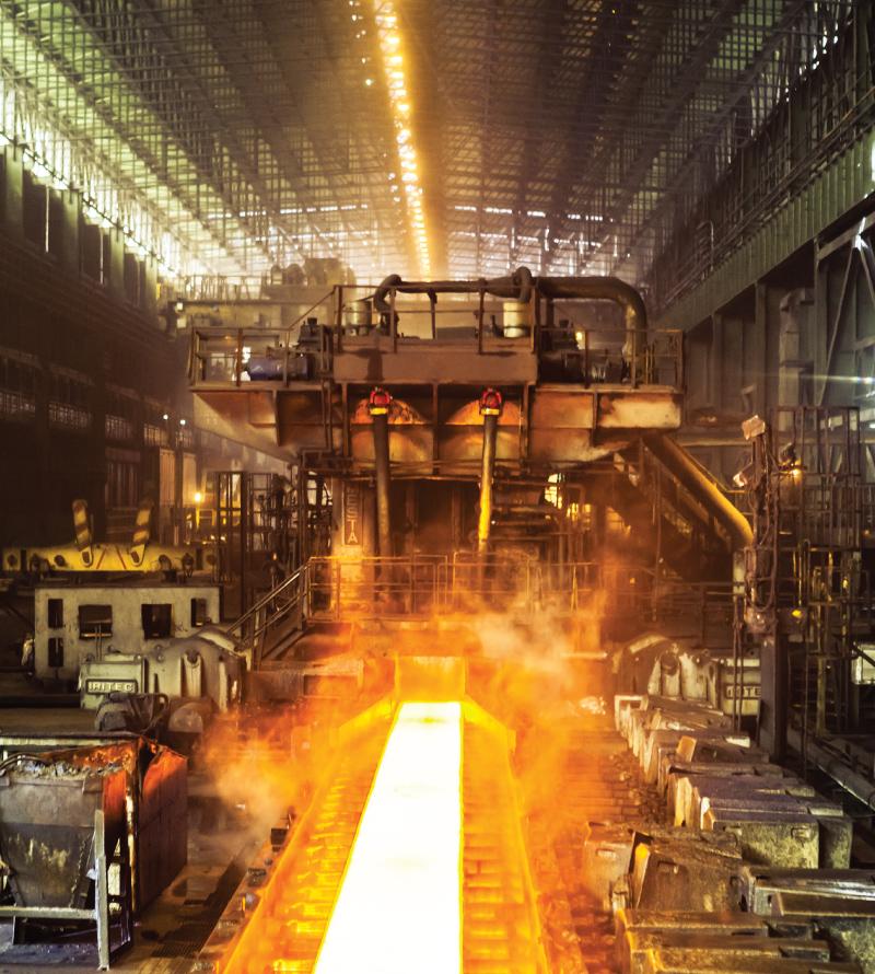 ضرورت احداث نورد گرم ۲ در صنعت فولاد